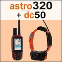 buy  Garmin Astro 1-Dog COMBO: (Astro 320 + DC-50)