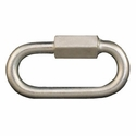 "buy discount  1/4"" Zinc Quick Link -- 2 1/4"" Long"