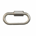 """buy discount  1/8"""" Quick Link Zinc Plated -- 1 3/8"""" in. Long"""