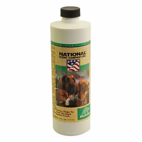 raccoon scent for dog training   16 oz 17 95