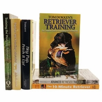 buy  Retriever Training Books