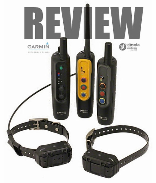REVIEW:  Garmin PRO Series Training Collars