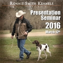 buy discount  Ronnie Smith Kennels Presentation Seminar with Instructor Ronnie Smith -- March 12, 2016