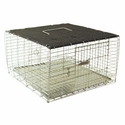 buy discount  Shaded Quail Carrier 12 in. x 12 in. QC1212/KD/S by SW Cage