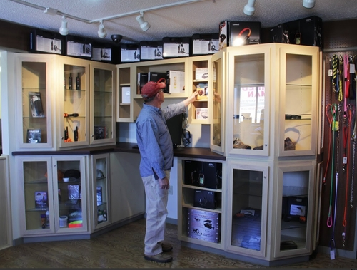 Shop in our Showroom in Starkville, Miss.