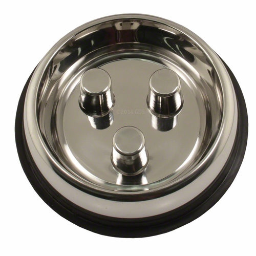 MEDIUM Stainless Steel Brake-Fast Bowl