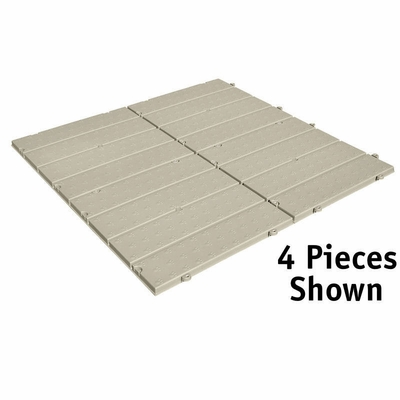 TAN VetChoice Dog Kennel Platforms
