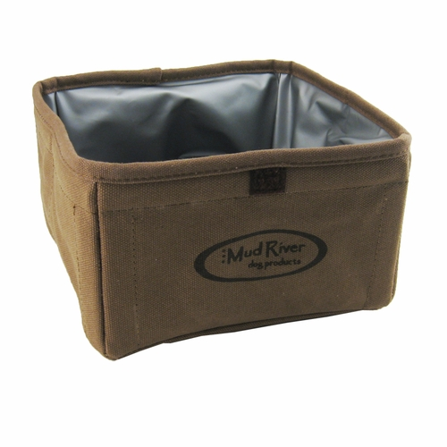 The Oasis Collapsible Dog Bowl by Mud River