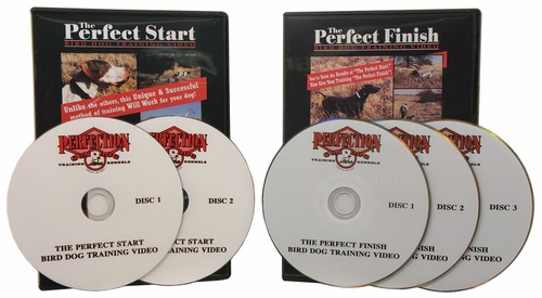 The Perfect Start / Perfect Finish 5 Disc DVD Set