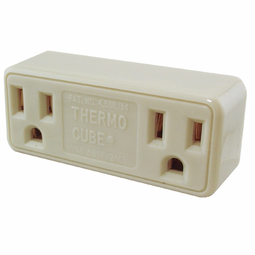 Thermo Cube: Thermostatically Controlled Outlet