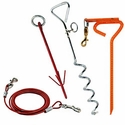 buy discount  Tie-Out Cables, Chains and Stakes