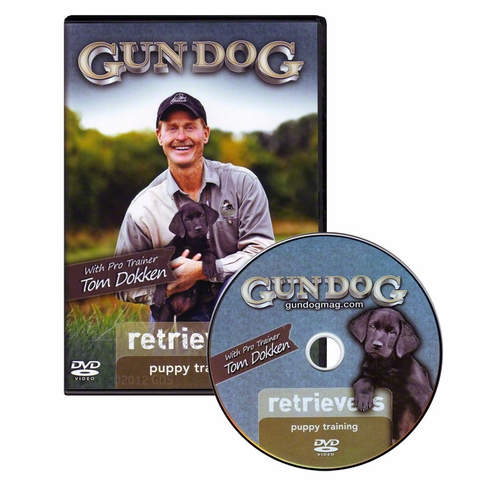 Tom Dokken's Puppy Training (Gun Dog Retrievers) DVD
