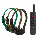 buy Tri-Tronics Flyway G3 EXP COMPLETE 3-dog + FREE HOLSTER shock collars