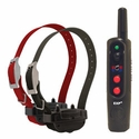 buy Tri-Tronics PRO 100 G3 EXP COMPLETE 2-dog + FREE HOLSTER shock collars