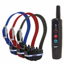 buy Tri-Tronics Trashbreaker G3 EXP COMPLETE 3-dog with Tracer Lights + FREE HOLSTER shock collars