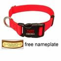 buy discount  Medium Tuff Lock Quick Release Adjustable Collar -- 3/4 in. Wide