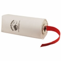 buy discount  White RRT Canvas Launcher Dummy with Tail