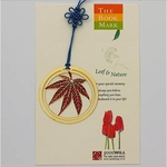Bookmark - Maple Leaf