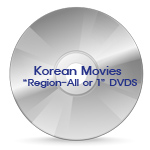"Korean Movies on ""Region-All or 1"" DVDs"