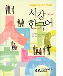 New Sogang Korean 4A: Student Book (w/ CD + Grammar & Vocabulary Book)