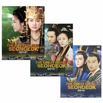 The Great Queen Seondeok Complete Series (Region-1, 4 / DVD)