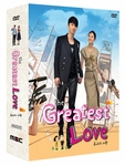The Greatest Love: MBC TV Drama (Region-1,4 / 6 DVD Set)