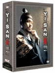 Yi San: MBC TV Drama - Vol.1 of 4 (Region-1,4 / 7 DVD Set)