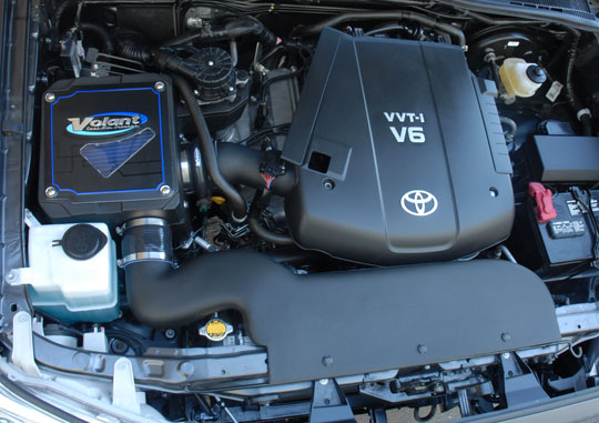 Volant Cold Air Intakes For Toyota Tacoma 2012 2015
