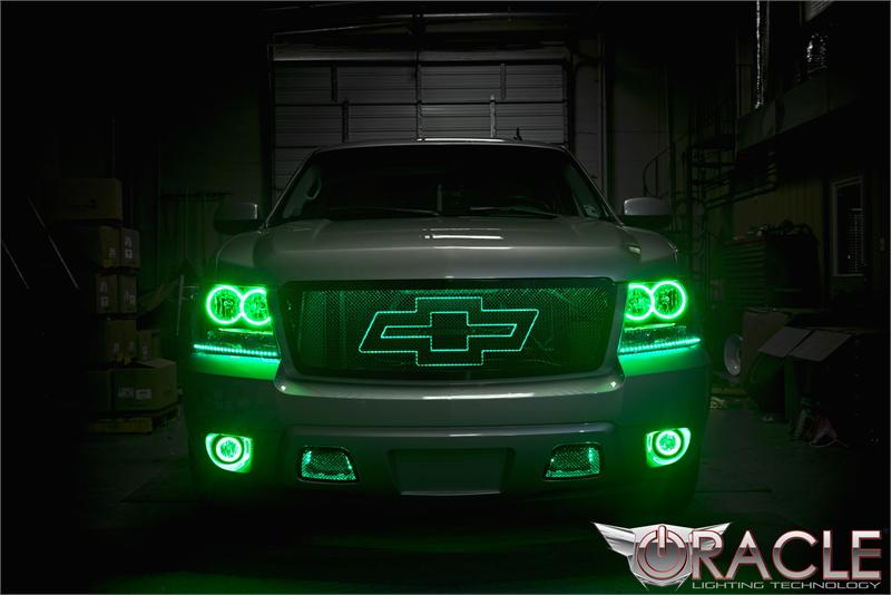 Oracle Halo Kits For Chevy Avalanche 2007 2013 Chevy