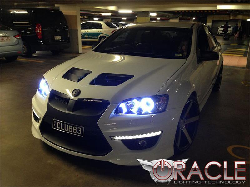 Oracle Halo Lights For Pontiac 2008 2010 Pontiac G8 Led