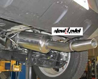 Aem Exhaust Systems Aem 2 5 Quot Cat Back Exhaust System
