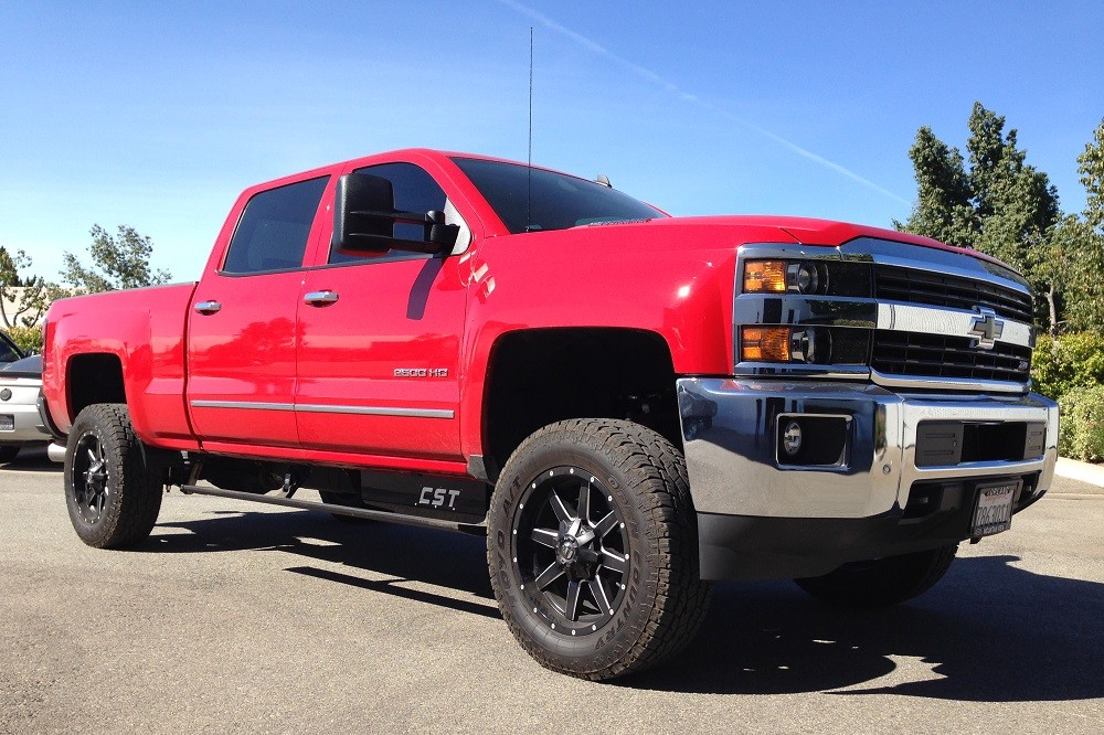 Cst Performance Suspension Lift Kits For 2011 2017 Chevy