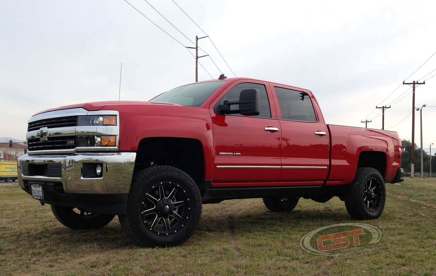 2018 chevy silverado lifted