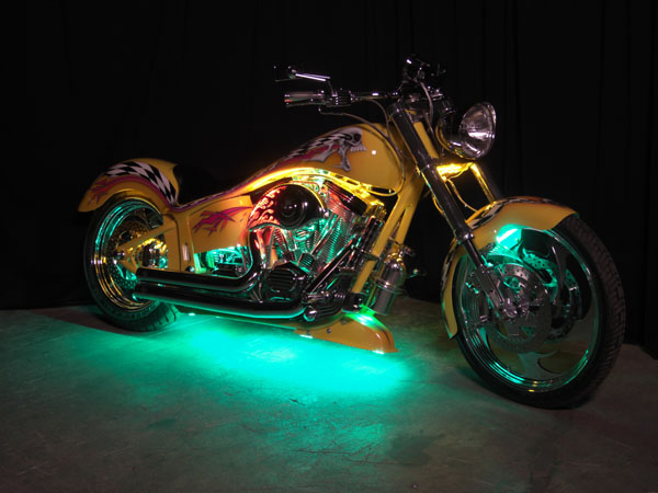 neon kits streetglow led motorcycle light kit atv light kit. Black Bedroom Furniture Sets. Home Design Ideas