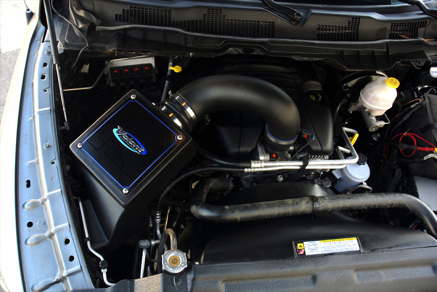 Volant PowerCore Cold Air Intake Systems for Dodge Ram GAS ...