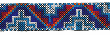 "1 3/4"" Iron-On Ribbon Inca"
