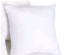 "18"" x 18"" Polyester Filled Pillow Form Insert <br><FONT COLOR=""fc7db0"">Employee Favorite!</FONT>"