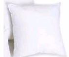 """20"""" x 20"""" Polyester Filled Pillow Form Insert"""