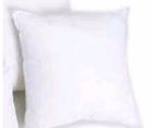 "27"" x 27"" Polyester Filled Pillow Form Insert"