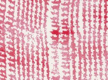 Abstract Print Lining Fabric Pink