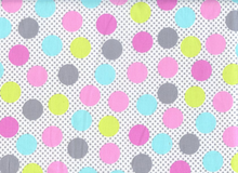 Adorable Dots Cotton Multi