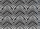 African Savannah Zebra Fabric