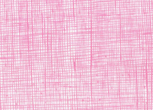 Alexander Henry Fabric Fashion For Home Pink Crosshatch Check