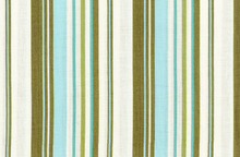 Amy Butler Happy Stripe Grey Blue