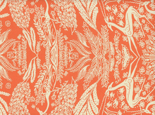 Amy Butler Oh Deer Cotton Coral