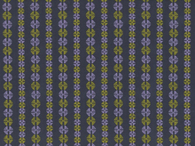Amy Butler Stitchy Dots Cotton Navy