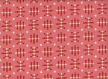 Anna Maria Horner Honor Roll Misguided Gingham Strawberry