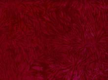 Anthology Batik Print Cotton Red