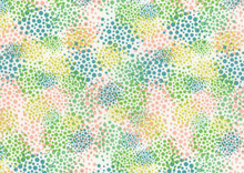 Anthology Sweet Tea Scatter Dot Fabric White