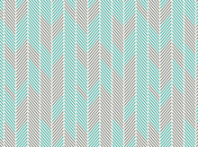 Art Gallery Darts Fabric Turquoise